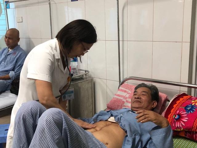Tại Bệnh viện Đa khoa Bắc Ninh, nhờ được trở thành BV vệ tinh của BV K Trung ương, hiện nhiều kĩ thuật điều trị ung thư đã được triển khai.