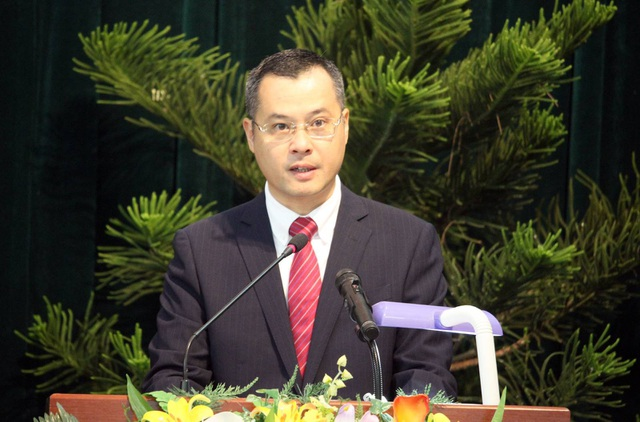 Ông Phạm Đại Dương trả lời về vấn đề Phú Yên có tỷ lệ tiếp dân 0% so với quy định