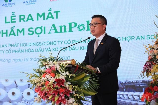Ông Phạm Ánh Dương khẳng định tập đoàn An Phát Holdings đã và đang nỗ lực hết sức mình vì sự thành công của dự án này.
