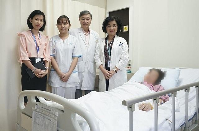 Ca phẫu thuật thành công giúp người bệnh thoát khỏi rong kinh triền miên