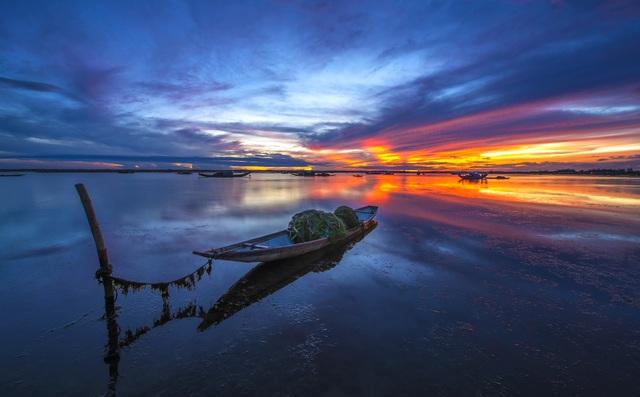 Những khung cảnh đẹp tuyệt vời của đầm phá Tam Giang - Cầu Hai