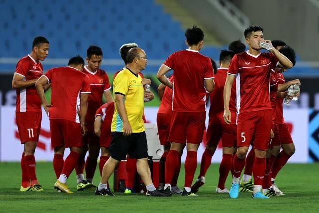 HLV Park Hang Seo đã sẵn sàng cho trận thắng trước Malaysia - Ảnh: Gia Hưng