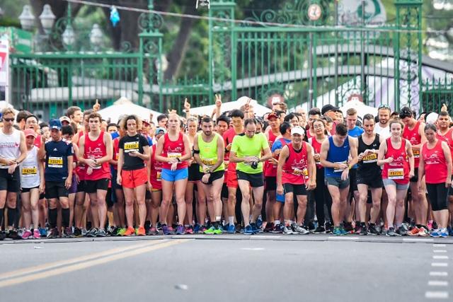 Giải Marathon Quốc Tế TP. Hồ Chí Minh mở thêm đường chạy 5km - 1