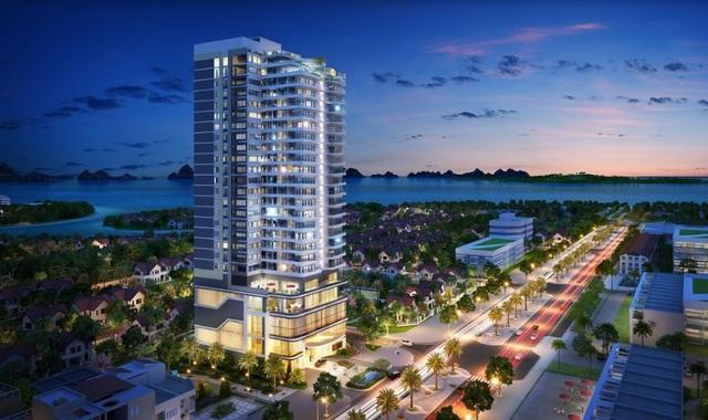 Eastin Phát Linh là dự án khách sạn 5 sao với 334 phòng khách sạn và condotel cao cấp có tầm nhìn view biển tuyệt đẹp.