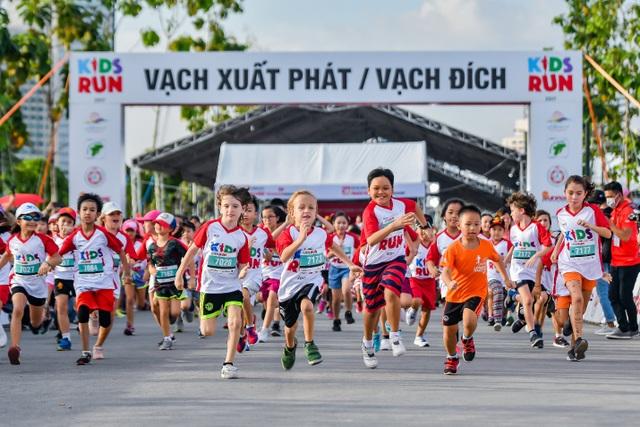 Giải Marathon Quốc Tế TP. Hồ Chí Minh mở thêm đường chạy 5km - 2