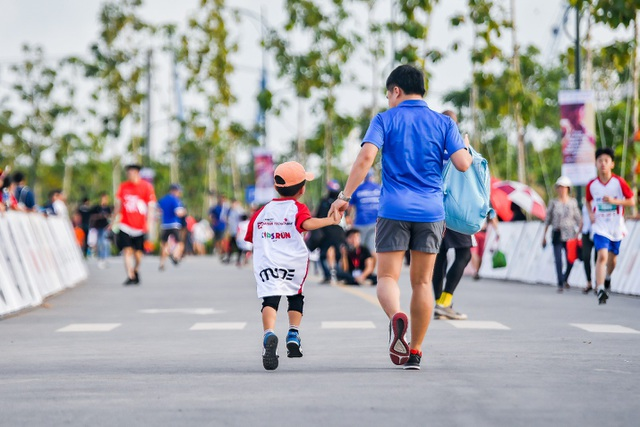 Giải Marathon Quốc Tế TP. Hồ Chí Minh mở thêm đường chạy 5km - 4
