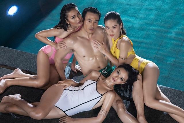 Tuy thua liên tiếp nhiều tập nhưng team Minh Hằng vẫn sở hữu số lượng thành viên đông đảo.