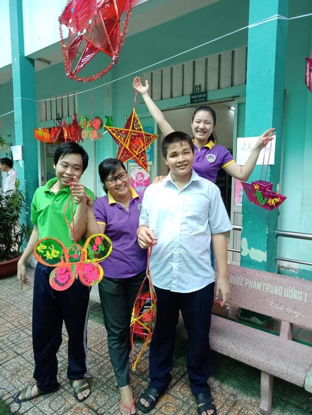 Ước mong lớn nhất của cô Thanh là tất cả học sinh, khuyết tật hay không khuyết tật, mức độ nặng hay nhẹ đều được tiếp cận giáo dục.