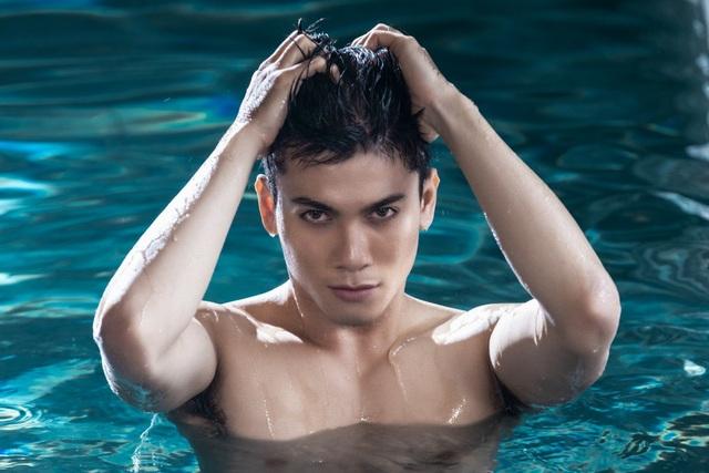 Tuấn Kiệt là thí sinh nam duy nhất còn sót lại của đội Võ Hoàng Yến.