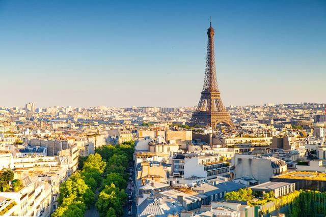Paris hiện là một trong những điểm đến hút khách nhất