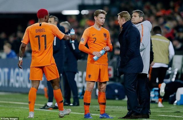 Hà Lan đang hồi sinh mạnh mẽ dưới triều đại của Koemann