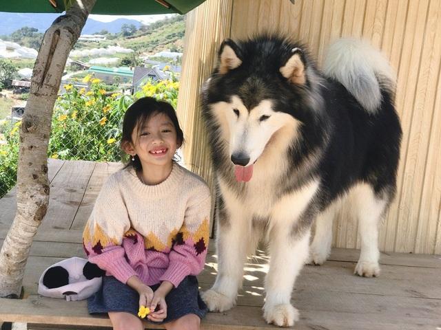 """Thăm """"trại cún soái ca"""" tiền tỷ tại Đà Lạt cùng mẹ con Hoa hậu Du lịch Ngọc Diễm - 8"""