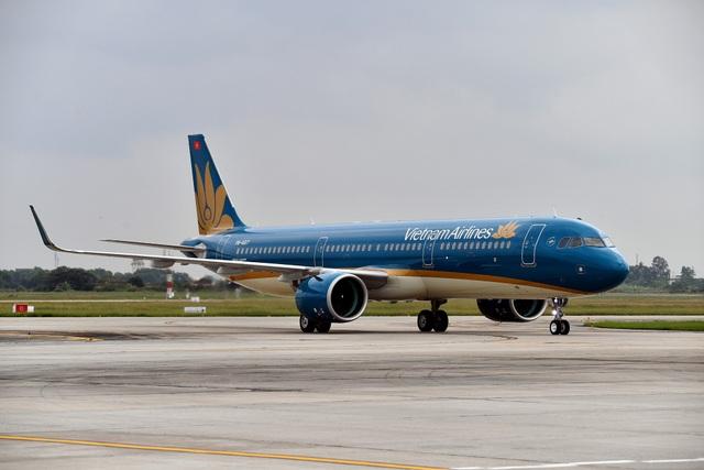 Hình ảnh tàu bay A321neo