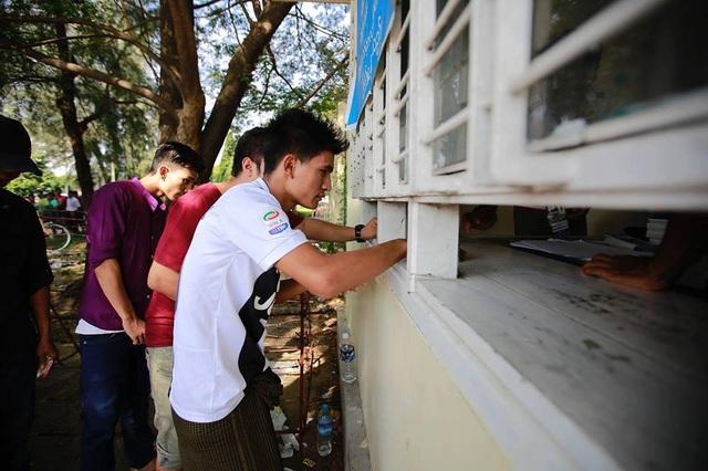 Vé xem trận Myanmar - Việt Nam cao nhất là 100 nghìn đồng - 5