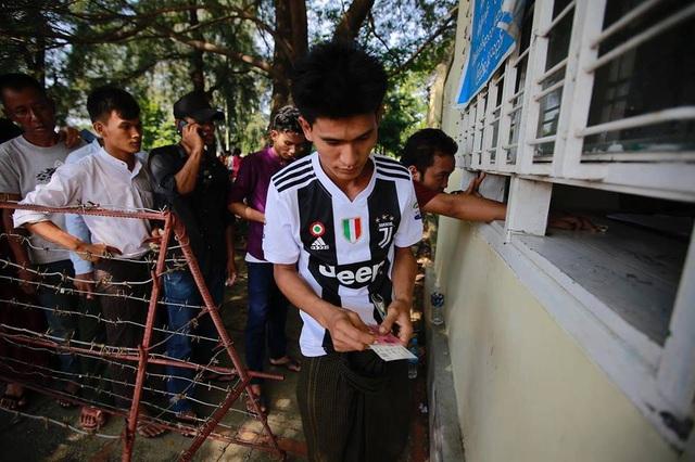Vé xem trận Myanmar - Việt Nam cao nhất là 100 nghìn đồng - 4