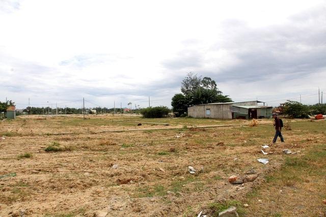 Nhiều dự án du lịch chậm tiến độ ở thị xã Điện Bàn