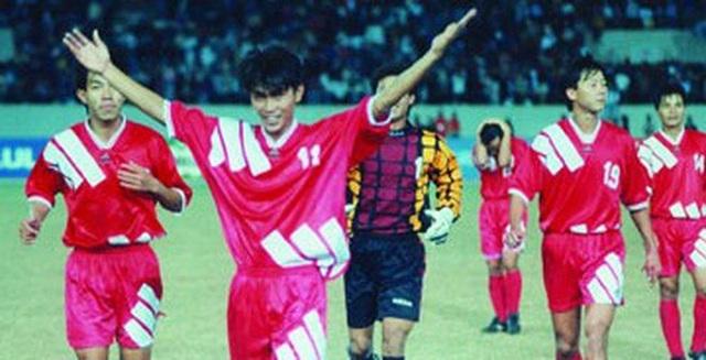 Chiến thắng trước Myanmar ở bán kết SEA Games năm 1995 mở ra thời kỳ trở lại nhóm đầu Đông Nam Á của đội tuyển Việt Nam