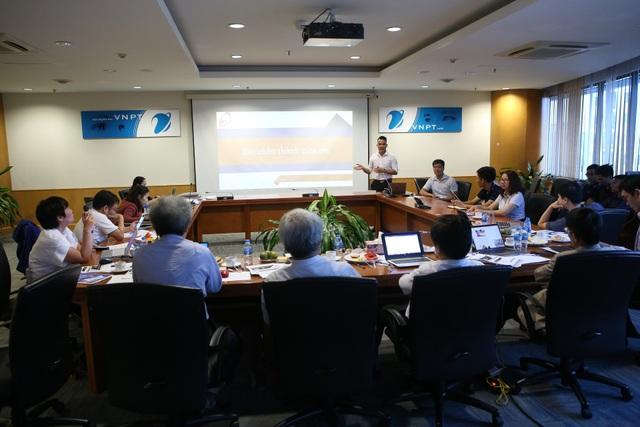 """Chấm Chung khảo Nhân tài Đất Việt 2018: Thí sinh bị quay như """"chong chóng"""" - 26"""