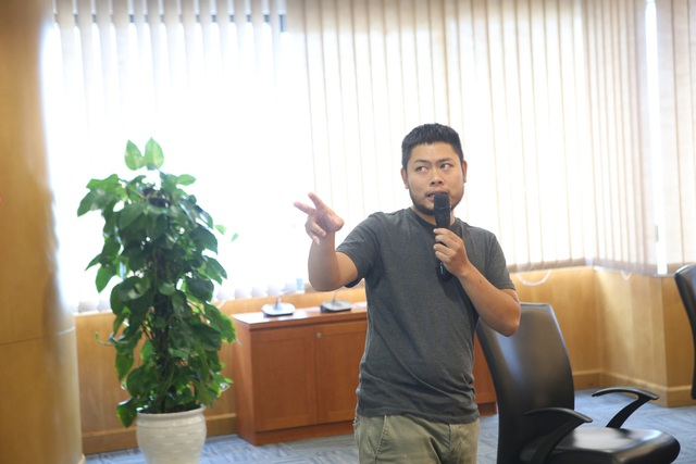 """Chấm Chung khảo Nhân tài Đất Việt 2018: Thí sinh bị quay như """"chong chóng"""" - 7"""