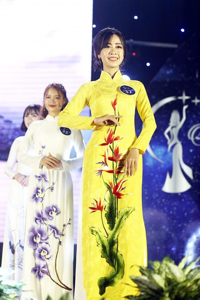 Thí sinh lọt top 5 của chương trình Trương Hải Yến