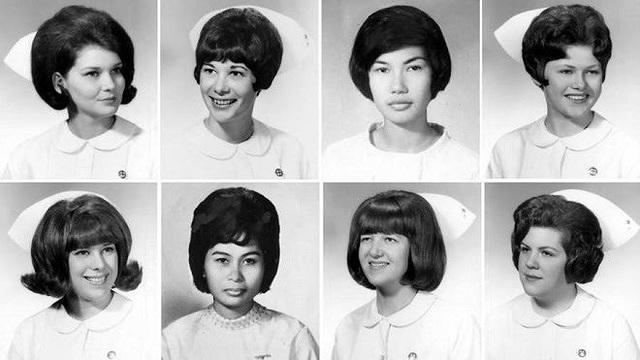 8 nữ y tá thực tập bị sát hại.