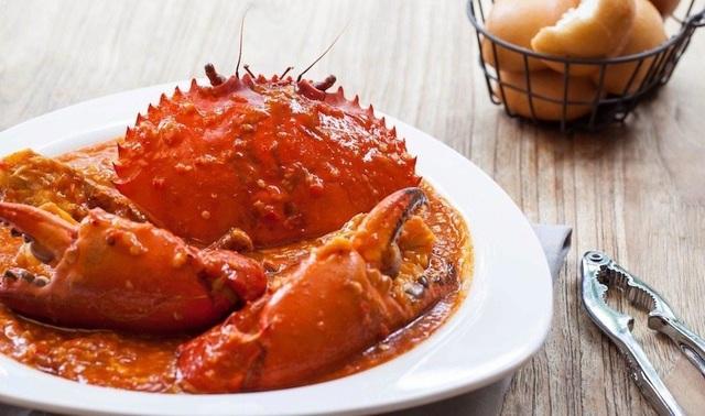 Nhiều món ăn Singapore khiến khách du lịch nhớ mãi