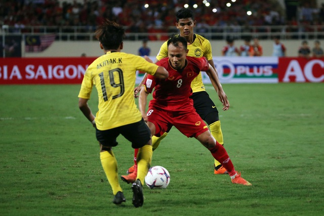 Đội tuyển Việt Nam còn nhiều vấn đề cần cải thiện - Ảnh: Gia Hưng