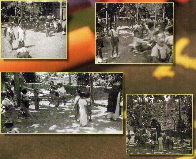Hình ảnh lớp mẫu giáo tư thục đầu tiên ở Việt Nam - 2