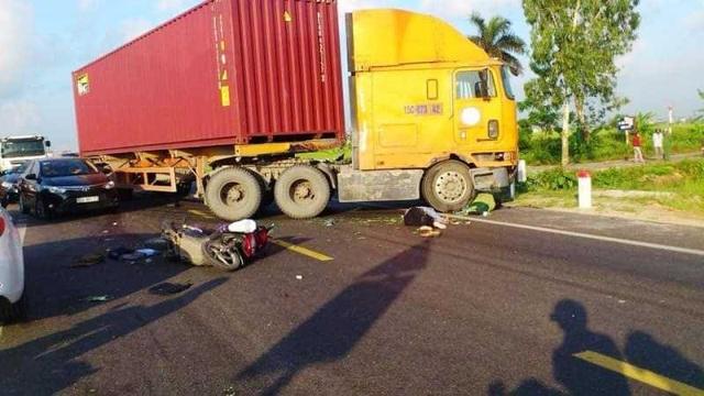 Tuyến đường tránh Đông Hưng thường xảy ra nhiều vụ tai nạn nghiêm trọng