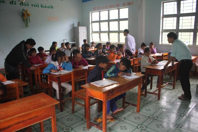 Những người thầy đưa giáo dục vùng cao trỗi dậy