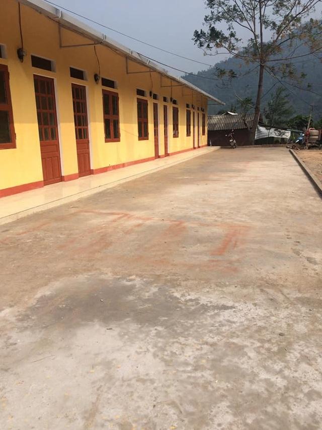 Niềm vui của cô giáo vùng cao trên những công trình phòng học mang tên Dân trí - 14