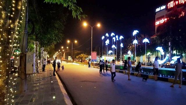 Phố đi bộ ở trung tâm thành phố Ninh Bình sẽ đi vào hoạt động vào cuối năm 2018.