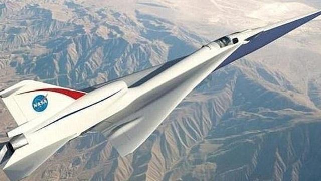 X – 59 được hi vọng có thể bay từ London đến Mỹ với 3 giờ đồng hồ.