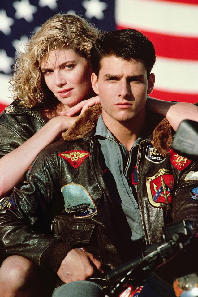 "Tom Cruise trong ""Top Gun"" (1986)"