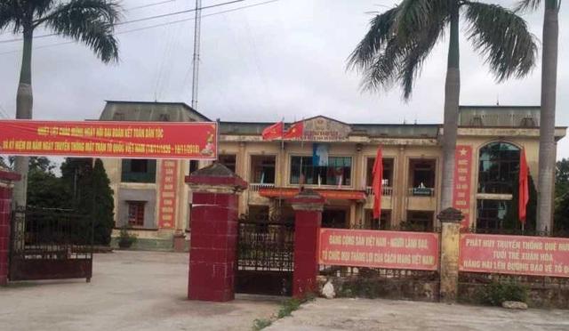 UBND xã Xuân Hòa, huyện Vũ Thư, tỉnh Thái Bình