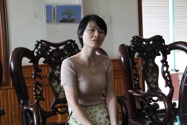 Bà Tâm bức xúc khi chờ mãi vẫn chưa được cơ quan chức năng xin lỗi công khai án oan chồng mình