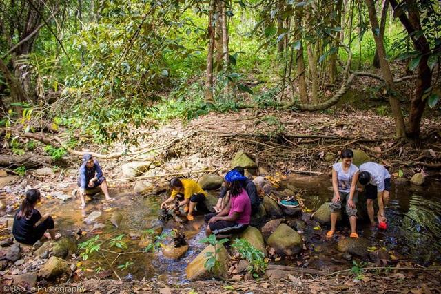 Nếu đoàn nào có lịch trình ngắn mà vẫn muốn chinh phục cung này, có thể bỏ qua đoạn đi thác Yaly, khi đó cung chỉ còn khoảng 30km và mất hai ngày một đêm để khám phá.