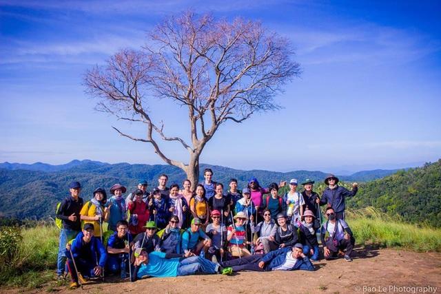 Những đồi cỏ xanh bạt ngàn trên cung đường trekking đẹp nhất Việt Nam - 12