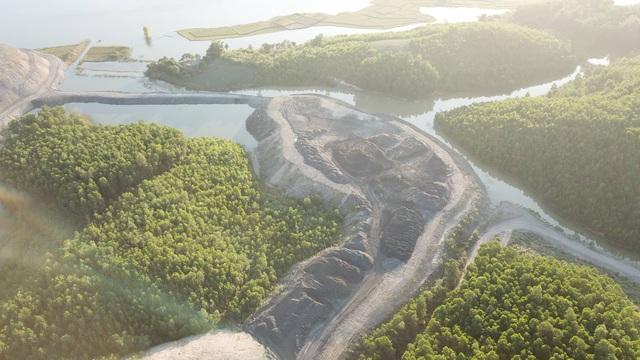 Sau khi chống lệnh tỉnh không chịu cải tạo phục hồi môi trường, dự án bị thanh tra, từ đây hàng loạt sai phạm được chỉ mặt.