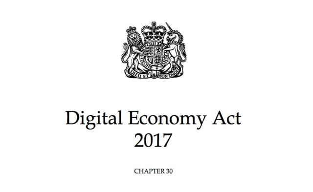 Đạo luật về Kinh tế Số được Chính phủ Anh xây dựng từ năm 2017.
