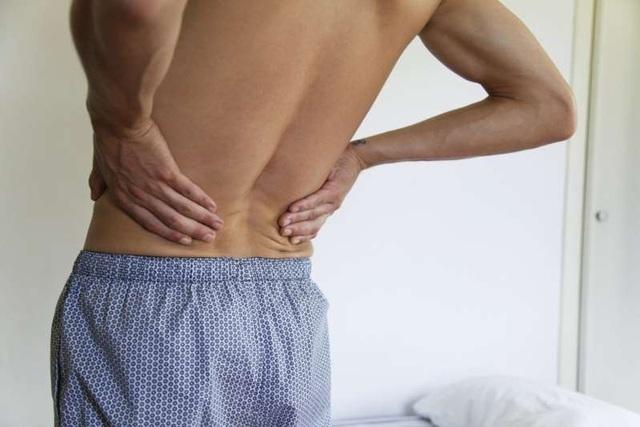 Nếu đau là hậu quả của chấn thương, hãy đi khám bác sĩ.