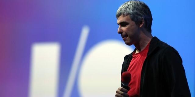 Larry Page, CEO Alphabet - công ty mẹ của Google, đã đối mặt với nhiều chỉ trích trong thời gian qua.
