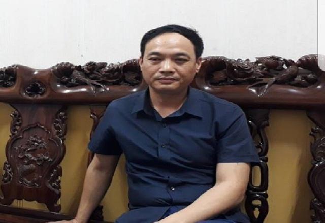 Ông Đặng Xuân Hậu, Chủ tịch UBND phường Lê Hồng Phong