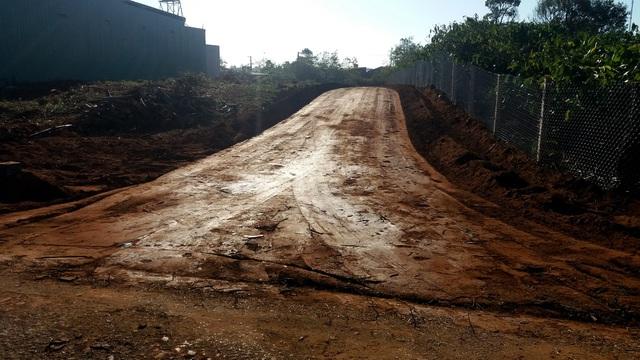 Nhiều tuyến được được mở tra nhằm đẩy giá đất lên cao