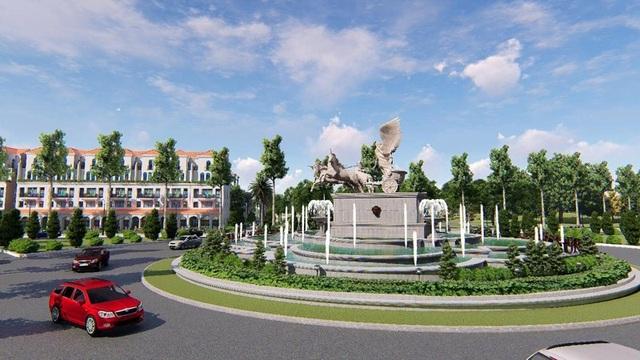 Biệt thự sinh thái Sunshine Villas – Đích ngắm mới của đại gia Việt - 1