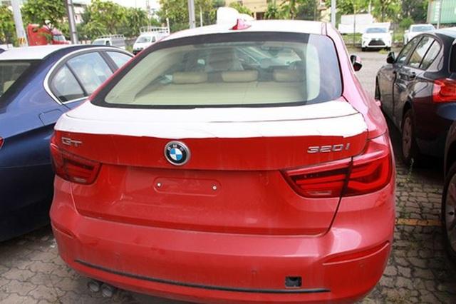 Đa số là xe BMW 320I