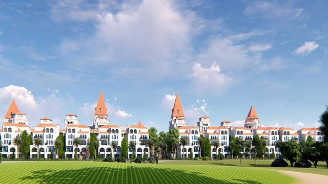 Biệt thự sinh thái Sunshine Villas – Đích ngắm mới của đại gia Việt - 7