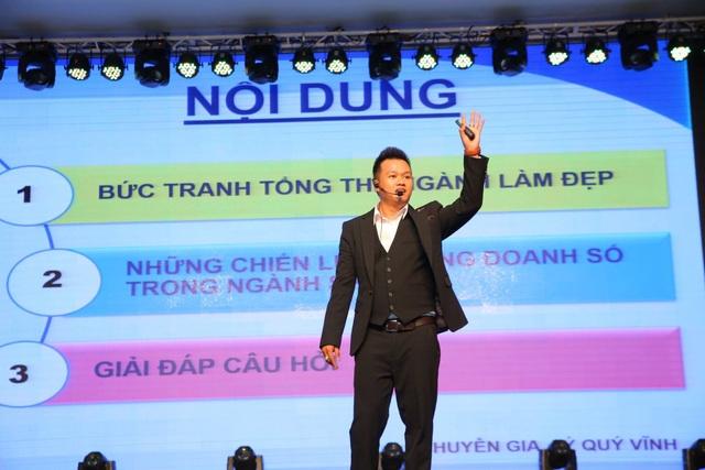 """Nhiều giải pháp """"gỡ rối"""" cho ngành Spa tại Việt Nam - 3"""