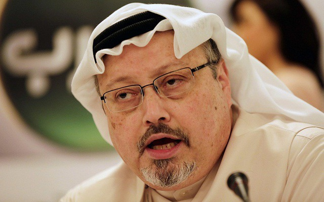 Nhà báo Jamal Khashoggi (Ảnh: RT)