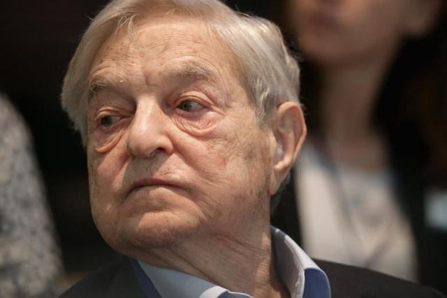 Tỷ phú đầu tư George Soros (Ảnh: AFP)